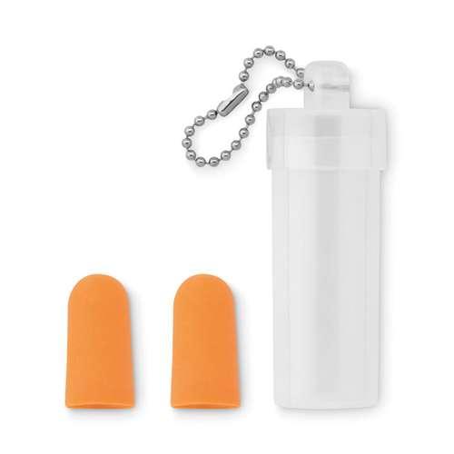 Bouchons anti-bruit - Bouchons d'oreilles avec tube personnalisable - Buds To Go - Pandacola