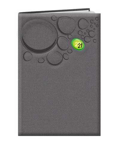 Agendas de poche - Agenda de poche personnalisable 10.5 x 15.7 cm | Neva - Pandacola