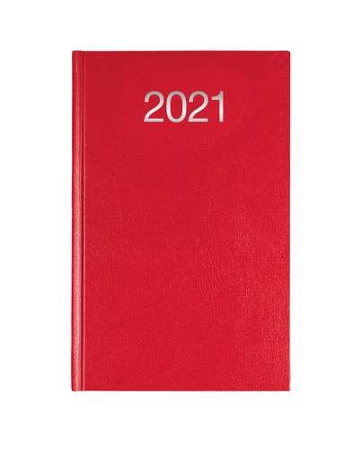 Agendas de bureau - Agenda de caisse publicitaire 13.8 x 21.7 cm - Pandacola