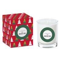 Bougie de Noël à offrir - Mon Beau Sapin - Pandacola