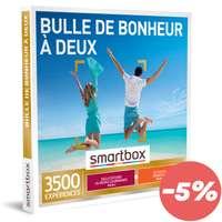 Box cadeau Multi activités - Bulle de bonheur à deux |Smartbox - Pandacola
