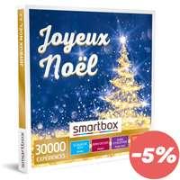 Coffret cadeau Muti-activités - Joyeux Noël |Smartbox - Pandacola