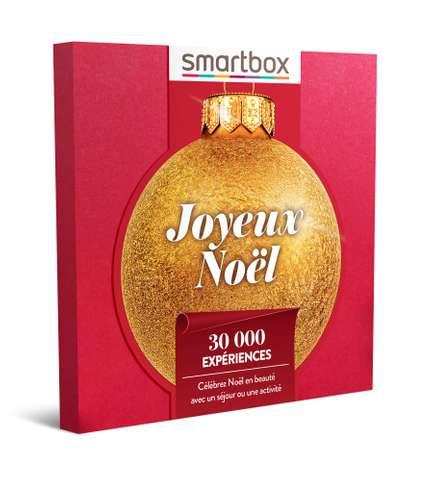Coffrets et box cadeaux - Coffret cadeau Multi-activités - Joyeux Noël*   Smartbox - Pandacola
