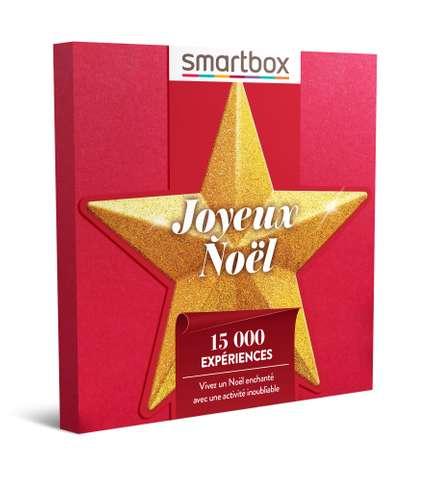 Coffrets et box cadeaux - Coffret cadeau Multi-activités - Joyeux Noël | Smartbox - Pandacola