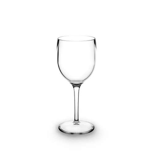 Verres à vin - Verre à vin publicitaire 20cl réutilisable - Pandacola