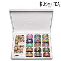 Coffret prestige composé de 15 thés | Kusmi Tea Collection - Pandacola