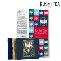 Coffret de 24 sachets de thés   Kusmi Tea Earl Grey - Pandacola