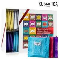 Coffret de 45 sachets de thés et infusions   Kusmi Tea Découverte - Pandacola
