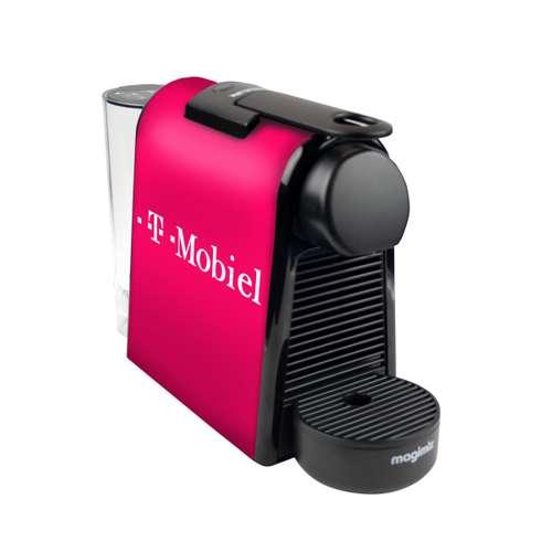 Accessoires à café - Machine à café Nespresso publicitaire compact - Essenza Mini - Pandacola