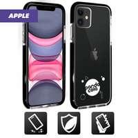 Iphone tous modèles - Coque anti-chocs angles et contours renforcés - Pandacola