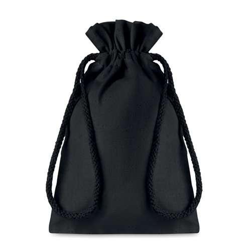 Sacs pochon/pochettes - Sac pochon personnalisé petit format avec cordon de serrage en coton 105 gr/m² - Taske Small - Pandacola