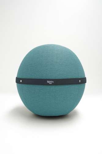 Sièges - Siège ballon à personnaliser L'Original Bleu - Bloon Paris - Pandacola
