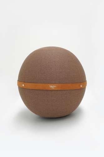 Sièges - Siège ballon à personnaliser L'Original Marron - Bloon Paris - Pandacola