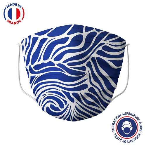 Masques de protection - UNS1 30 lavages made in France - Masque grand public à filtration garantie supérieure à 95% | Barral - Pandacola