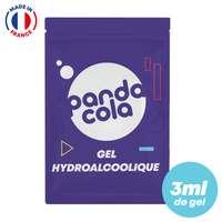 Dosette 3ml de gel hydroalcoolique entièrement personnalisable - Pandacola