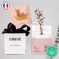 Boîte plusieurs sachets de graines personnalisés - Made in France - Le beau graines - Pandacola