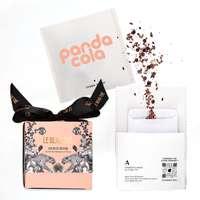 Mini coffret de 5 sachets de graines publicitaire édition limitée - Made in France - Le beau graines - Pandacola