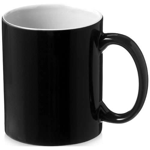 Mugs - Mug publicitaire bicolore 330 ml- Java - Pandacola