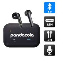 Ecouteurs sans fil avec boitier de charge à personnaliser - Pandacola