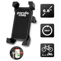 Support de téléphone personnalisable pour vélo et VTT - système de fixation 360°C - Pandacola