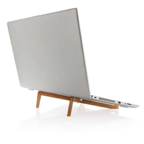 Supports smartphones/tablettes tactiles - Support pour tablette et ordinateur en bambou personnalisable - Thane - Pandacola
