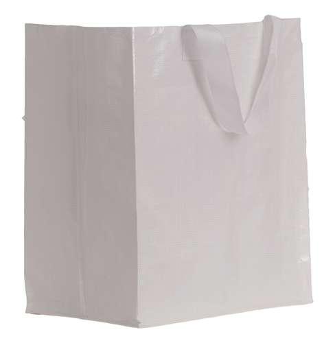 Sacs shopping - Sac shopping promotionnel taille S en PP tissé laminé 100 gr/m² - Tucson - Pandacola