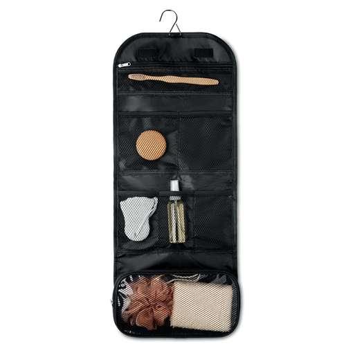 Sacs de voyage/sport - Trousse de toillette personnalisée de voyage avec compartiments filet - Cote - Pandacola