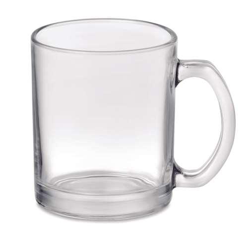 Mugs - Mug en verre personnalisé en sublimation 300 ml - Subligloss - Pandacola