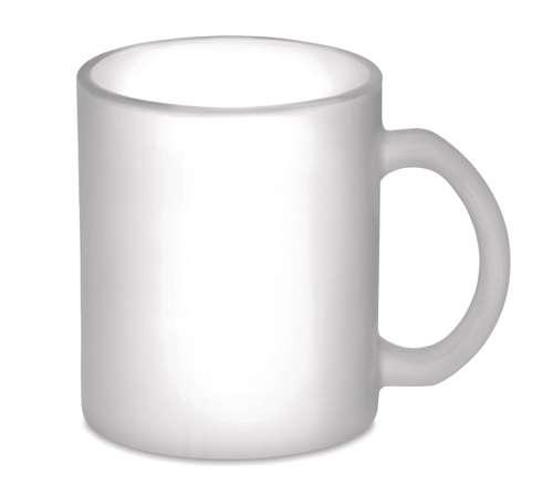 Mugs - Mug en verre dépoli publicitaire en sublimation 300 ml - Sublimat - Pandacola