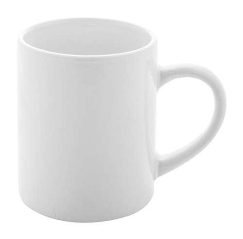 Mugs - Mug personnalisable blanc en céramique d'une capacité de 250ml - Daimy - Pandacola