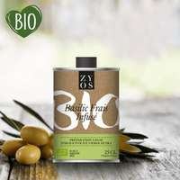 Huile d'olive vierge extra BIO infusée - Pandacola