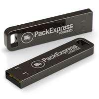 Clé USB compacte avec coque alliage indéformable - Iron Sick Plus - Pandacola