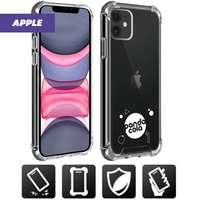 Iphone tous modèles - Coque anti-chocs angles renforcés - Pandacola