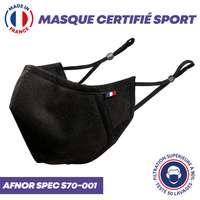 UNS1 certifié sport 50 lavages - Masque grand public à filtration garantie supérieure à 99%   Toulouse - Pandacola