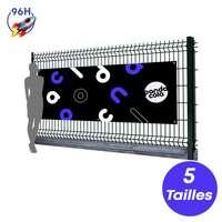 Banderole publicitaire en PVC personnalisable - 420 g/m² - Express 96H - Pandacola