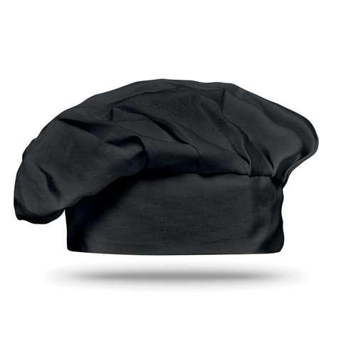 Toques et calots - Toque de chef en coton 130gr/m² personnalisable - Chef - Pandacola
