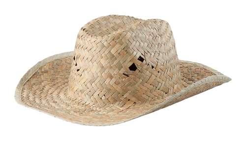 Chapeaux - Chapeau de paille style cow-boy sans personnalisation - Bull Basic - Pandacola