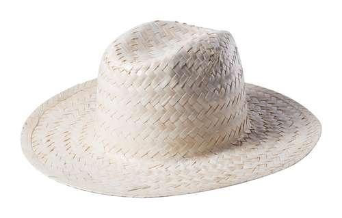 Chapeaux - Chapeau de paille unisexe sans bandeau et sans personnalisation - Dimsa Basic - Pandacola