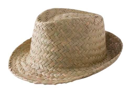 Chapeaux - Chapeau de paille unisexe sans personnalisation - Zelio Basic - Pandacola